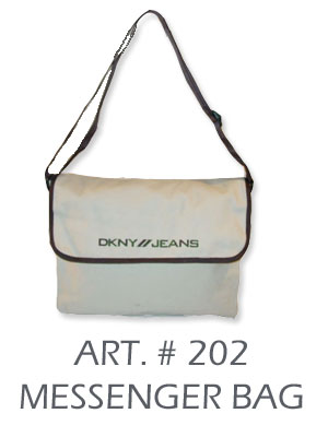 DKNY messenger bag