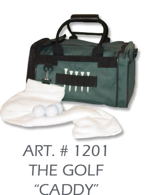 golf 'caddy' bag